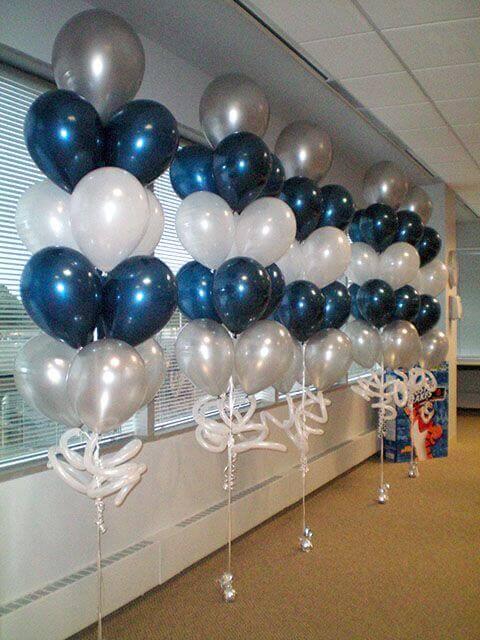 Balloon Column 21