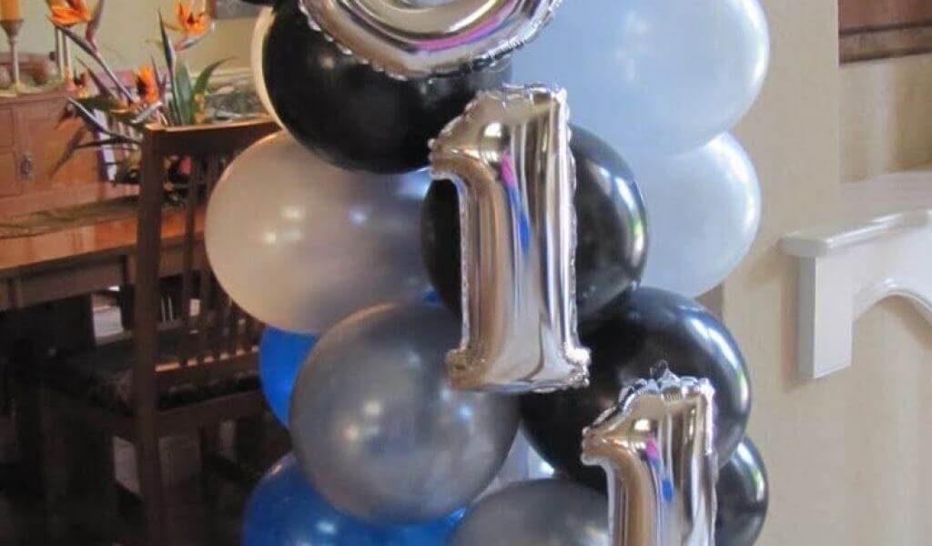 Balloon Column 9