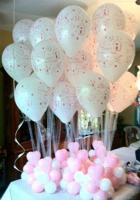 Balloons Centerpiece Bouquet Bunch Set 64