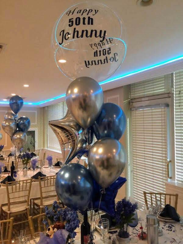 Birthday Anniversary Christening Balloons 2