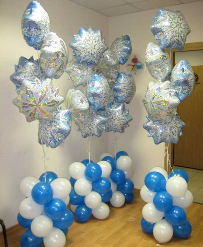 Balloons Tower stand 6