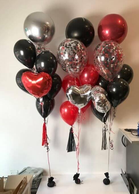 Birthday Anniversary Christening Balloons 21