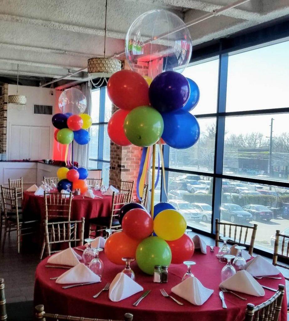 Birthday Anniversary Christening Balloons 28