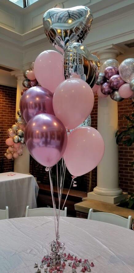 Birthday Anniversary Christening Balloons 3