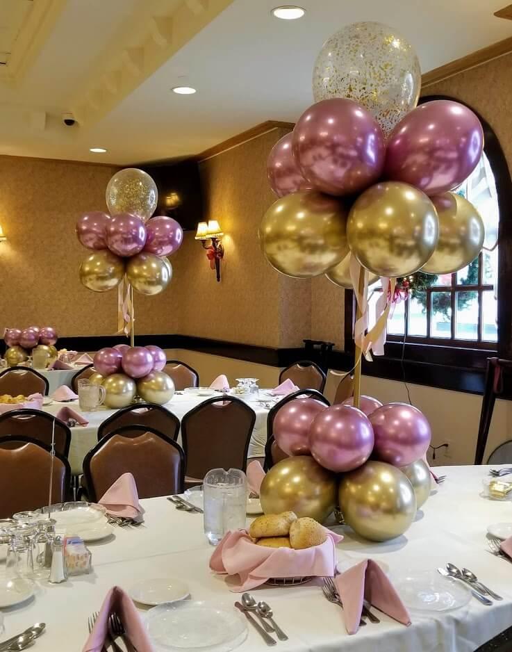 Birthday Anniversary Christening Balloons 1