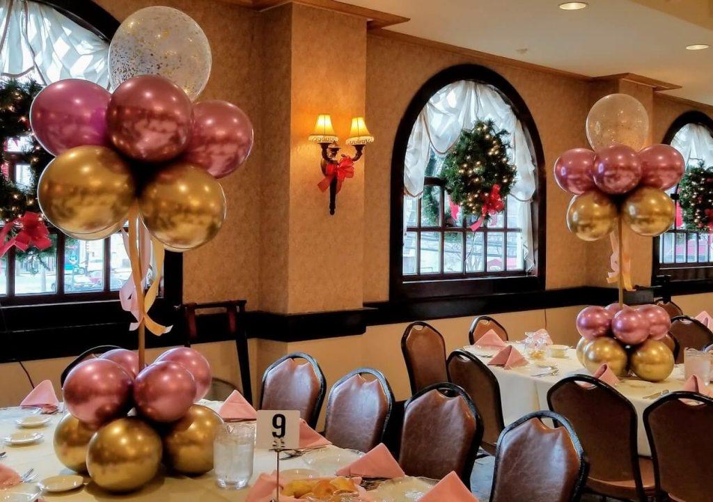 Birthday Anniversary Christening Balloons 4