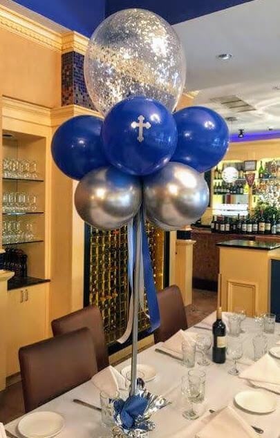 Birthday Anniversary Christening Balloons 35