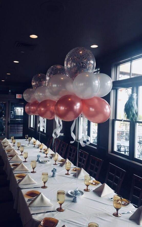 Birthday Anniversary Christening Balloons 11