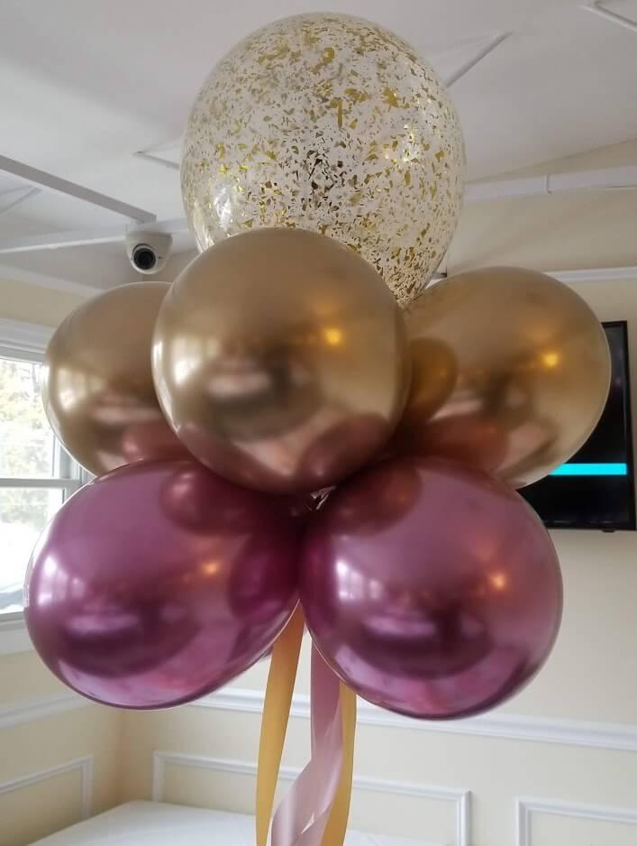Birthday Anniversary Christening Balloons 12
