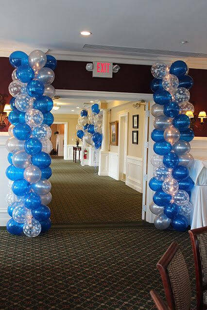Balloons Tower stand 2