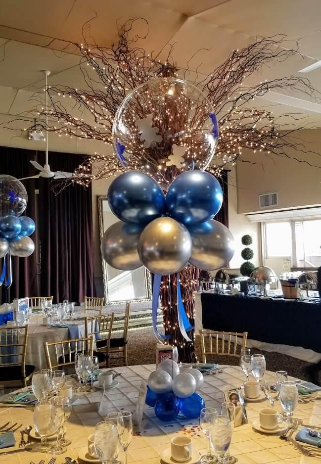Birthday Anniversary Christening Balloons 39