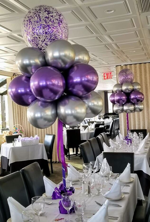 Birthday Anniversary Christening Balloons 49