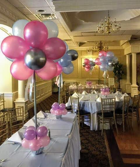 Birthday Anniversary Christening Balloons 38