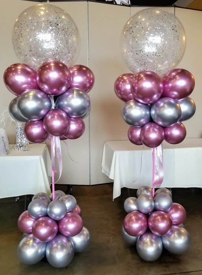 Balloons Tower stand 7
