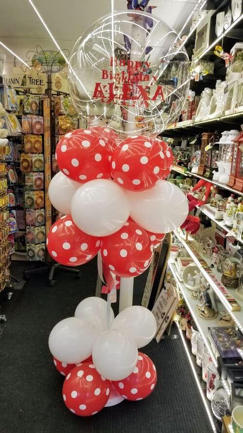 Birthday Anniversary Christening Balloons 42
