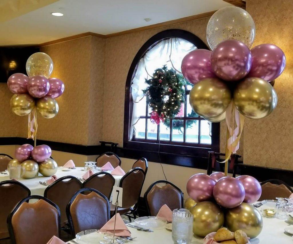 Birthday Anniversary Christening Balloons 17